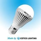 LED Plastic Globe Light Bulb 5W