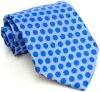 Hand made 100% Polyester Woven Necktie