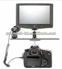 Touchscreen on camera hdmi input 7 inch high brightness lcd hdmi monior