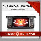 ipod e46 bmw raido with GPS DVD Bluetooth FM