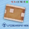 (Manufacture) High Performance, Low Price LF22B2450P57-N06-Ceramic Filter