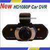 H.264 GS3000 Portable Camcorder HD1080P 5.0 Mega Pixel Black Box HD Car DVR Video Recorder Support Day & Night Recording