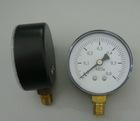 Bicycle pump gauge