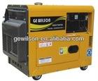 5.5kVA Diesel Silent Generator (GE6700LN)