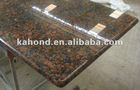 Carmen Red granite countertop and vanity top