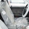 plastic seat cover for car cleaning