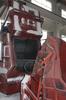 steel belt blast machine
