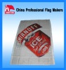 3' x5' durable ployester cheap custom made football flags