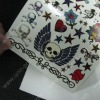 Temporary Tattoo-Pirate Skull for Body Decoration (UNIC-TTS082)