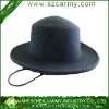 2012 Winter 100% Wool Plain Color Fishman Hat