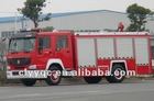 6*4 12t Sinotruk Fire fight Truck