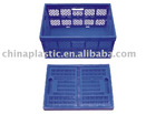 Foldable Plastic vegetable Crate