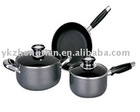 5pcs cookware set