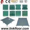 Bare type epoxy cover steel raised floor