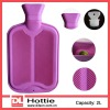 Environment protection hot water bottles