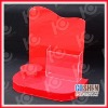 acrylic single cigarette display stand
