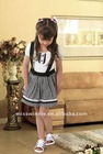 Fashion and beautifal dress for children,Pass ISO9001,Switzerland brand MissWinnie