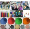 Fine color sand for decoration and magic sand art
