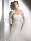 Long sleeve bridal wedding bolero lace SL-97