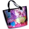 printed canvas fashion bags
