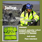 Flam-retardant & Anti-static Work Wear