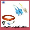 LC-SC 50/125 Duplex Fiber Optic Patch Cord