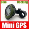 MINI GPS with bike docking
