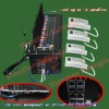 Wireless Fixed Terminal 16 Port with 64 sim cards Quad-band GSM/GPRS FWT