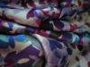 print silk satin