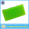 Newly cosmetic silicone wallet with zipper design
