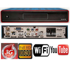 HD DVB-S2 ,Sunplus1512 digital receiver support all of 3G MODEM,USB WIFI Youtobe.gmail .Google map, HD OSD