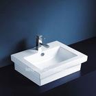 YB-058 China sanitary ware square basin