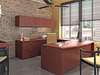 New Design Cheap Executive Office Desk
