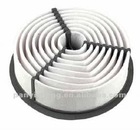 2012 new design 17801-70020 auto air filter
