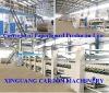 corrugated cardboard box production line