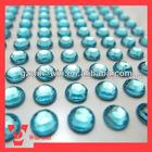 adhesive rhinestone sticker sheet