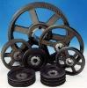 Cast iron GG25 V-belt pulleys