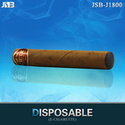 Hot selling disposable e cigarette J1800 e cigar