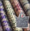 bronzed velvet for curtain,slipcover,sofa fabric