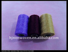 Plastic flower packing mesh roll for hotel decoration.