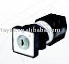 LW42A1Y 10A safety key selector switch