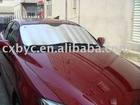 silvery promotion EPE-aluminum car front windshield sun shades