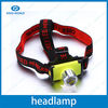 Plastic battery operated high power LED Head light