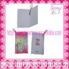 The new year promotional small paper card,gift card,Birthday card