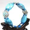 Czechic turquoise jewelry/turquoise bracelet TB0029