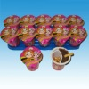 Hot selling 16g Chocolate Cup Biscuit