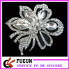 diamond rhinestone brooch