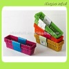 Mini BASKET 3 pack assorted colors