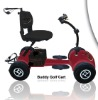 4 wheel folding detachable Electric Golf Cart
