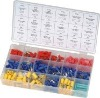 260 pc wire terminal assortment